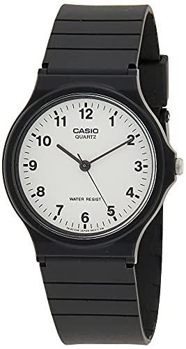 Casio Quartz Resin Watch