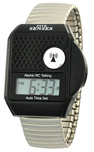 TimeChant Atomic Talking Watch