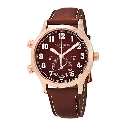 Patek Philippe Calatrava Pilot Travel Time Automatic