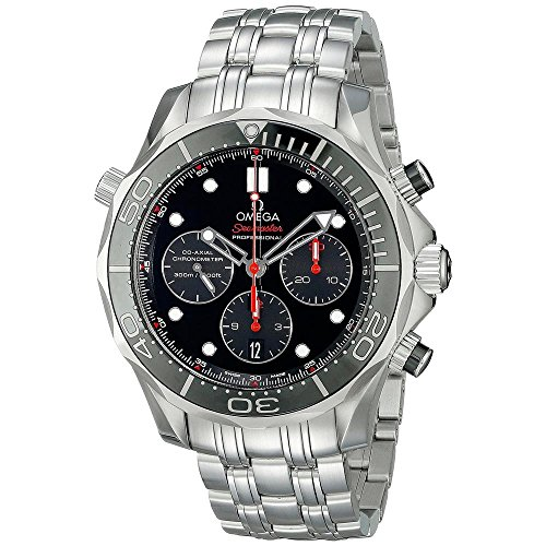 Omega 212.30.44.50.01.001 Seamaster Automatic Mens Watch