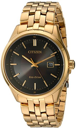 Citizen Men's Eco-Drive Watch with Sapphire Crystal