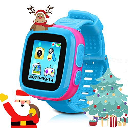 DUIWOIM Watch for Kids IP67 GPS Tracker