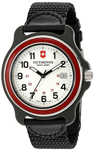 Victorinox Original Stainless Steel Watch