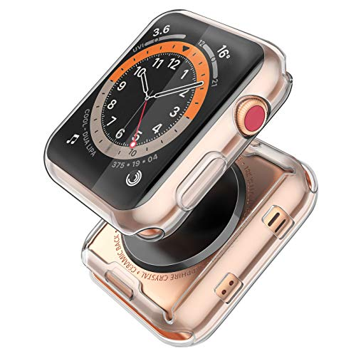 Julk Series 3 Case Apple Watch Screen Protector