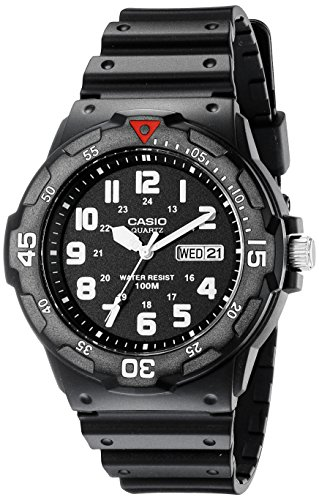 Casio Sport Analog Dive Watch