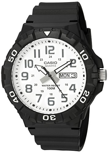 Casio' Diver Style' Casual Watch