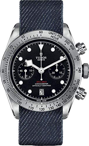 Tudor Heritage Black Bay Chrono Watch