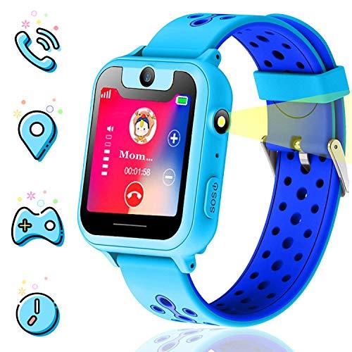 Themoemoe Kids GPS Watch Touchscreen