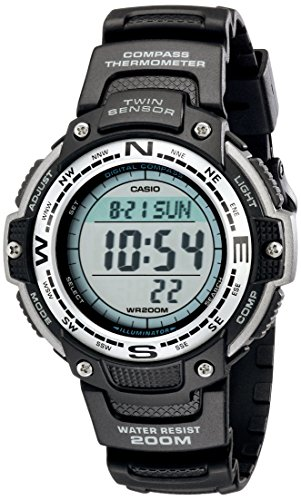 Casio SGW100 Twin Sensor Digital Watch