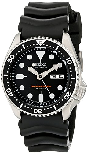 Seiko SKX007J1 Japanese-Automatic Diver's Watch