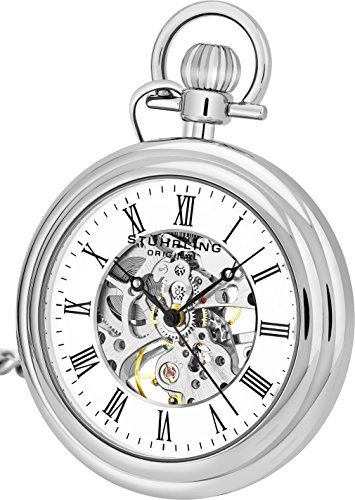 Stuhrling Original Men's Pocket Watch