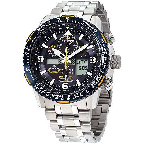Citizen JY8078-01L Promaster Skyhawk GMT Watch