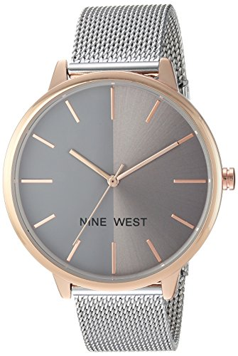 Nine West Sunray Bracelet Watch