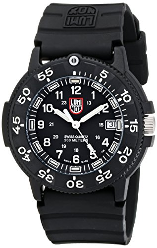 Luminox Quartz Navy Seal Dive Watch