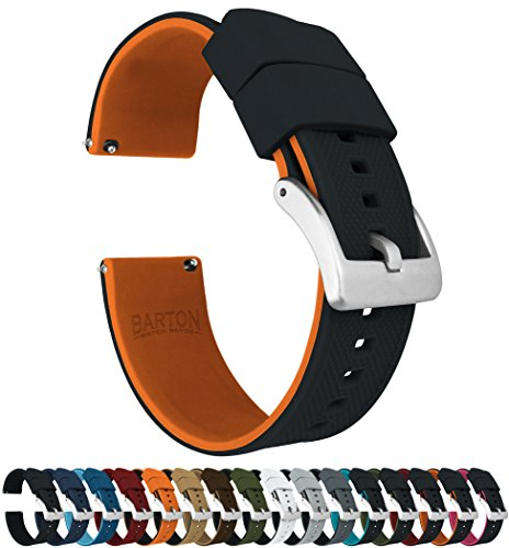 Barton Elite Silicone Watch Bands