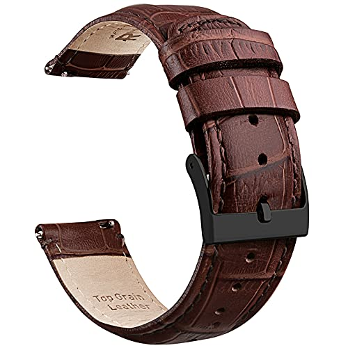 Ritche Quick Release Leather Watch Bands