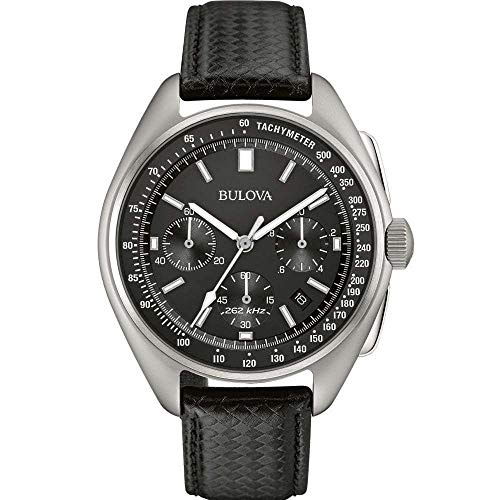Bulova Special Edition Lunar Pilot Chronograph Watch