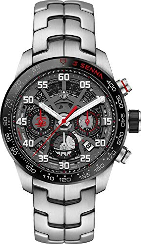 Tag Heuer Carrera Senna Special Edition Watch