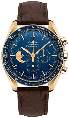 Omega Speedmaster Apollo XVII 45th Anniversary Limited Edition Men's Watch
