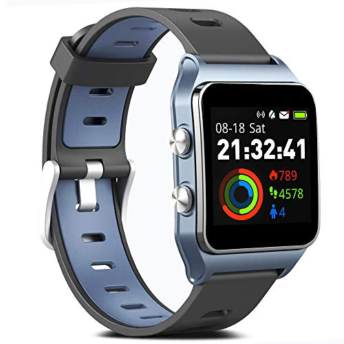 FITVII GPS Running Smart Watch