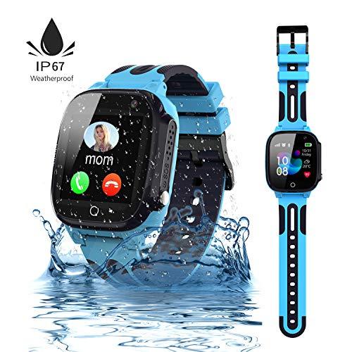 Jsbaby Kids LBS/GPS Tracker Phone Watches