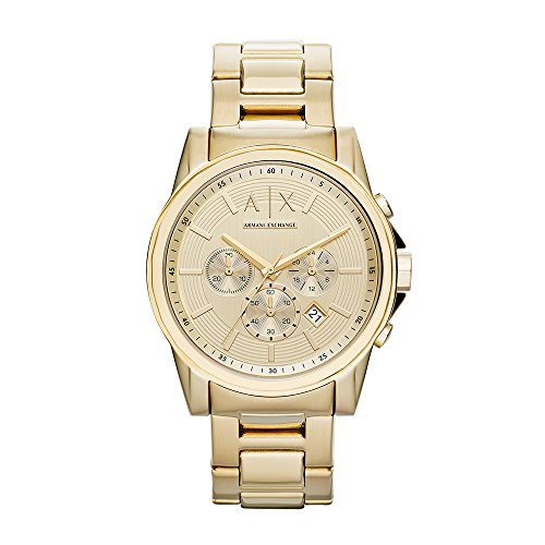 AX Armani Exchange Chronograph Dress Watch
