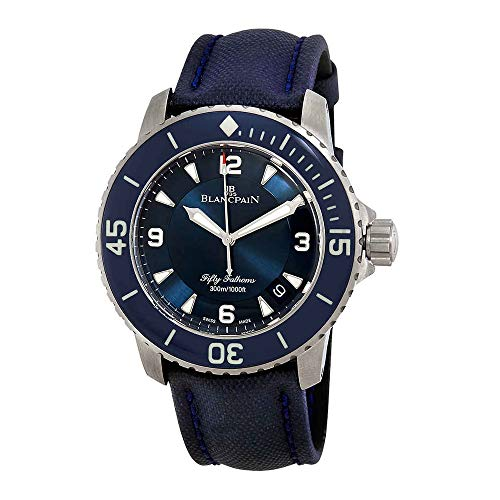 Blancpain Fifty Fathoms Automatic Watch 5015