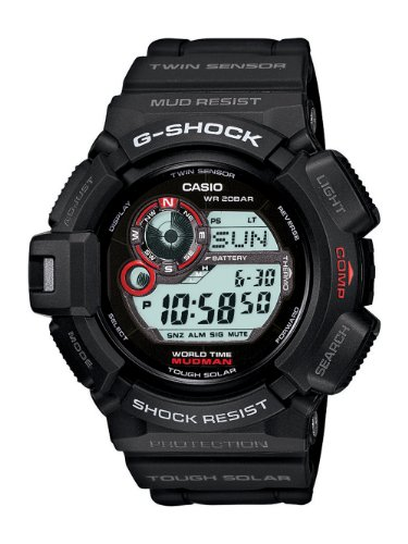G-Shock Mudman Compass Watch
